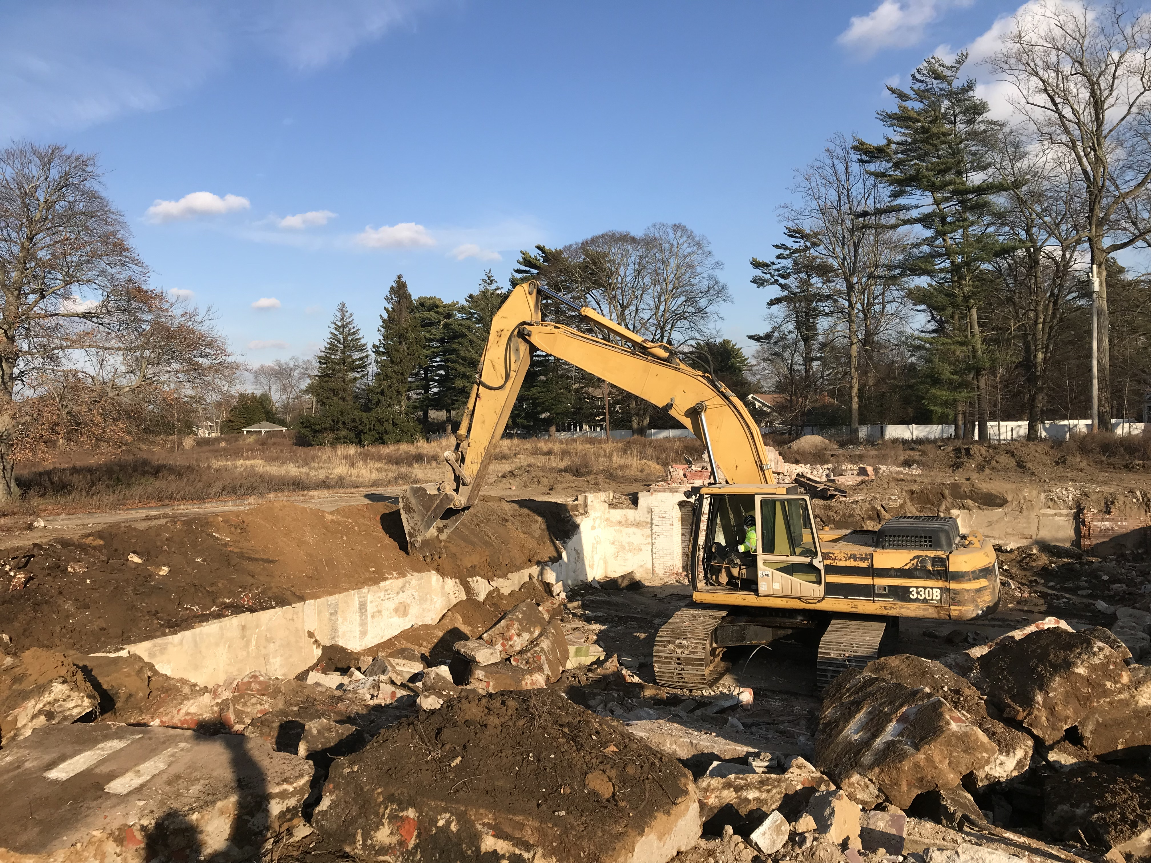 Construction Begins at Fox Run Estates