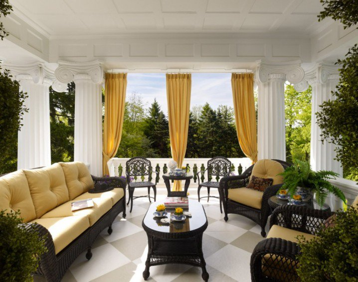 Outdoor Living is Hot! |