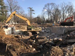 Groundbreaking at Fox Run Estates